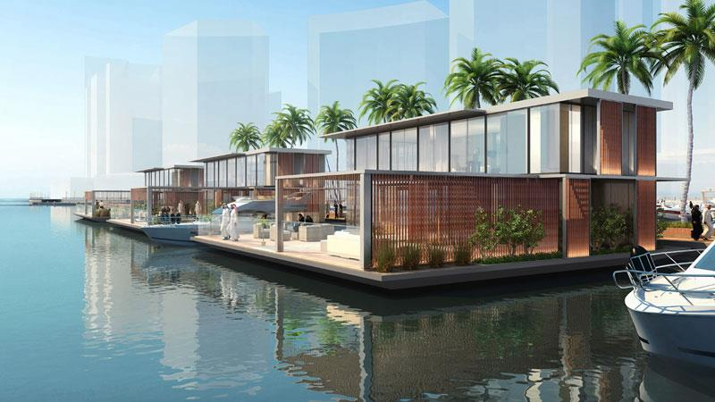 Marasi Floating Homes