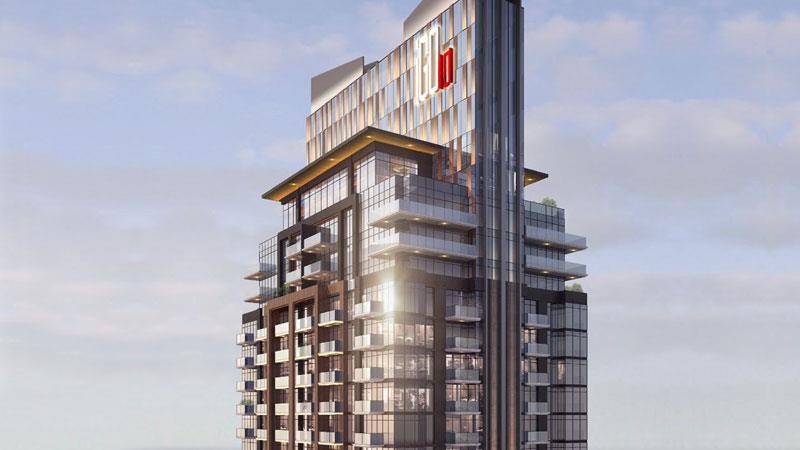 IGO 101 Tower