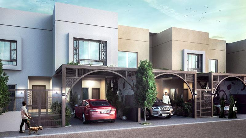 Sustainable City Villas