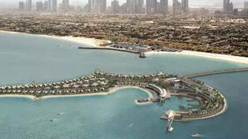 Jumeirah Bay Island Plots
