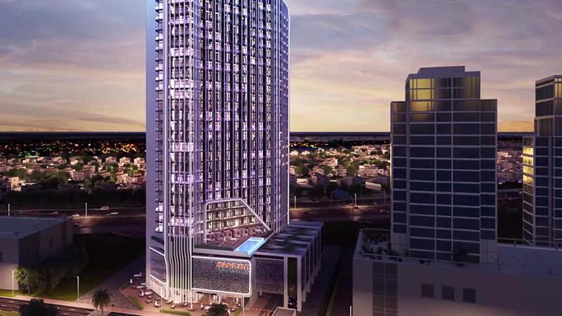 Bayz Apartments
