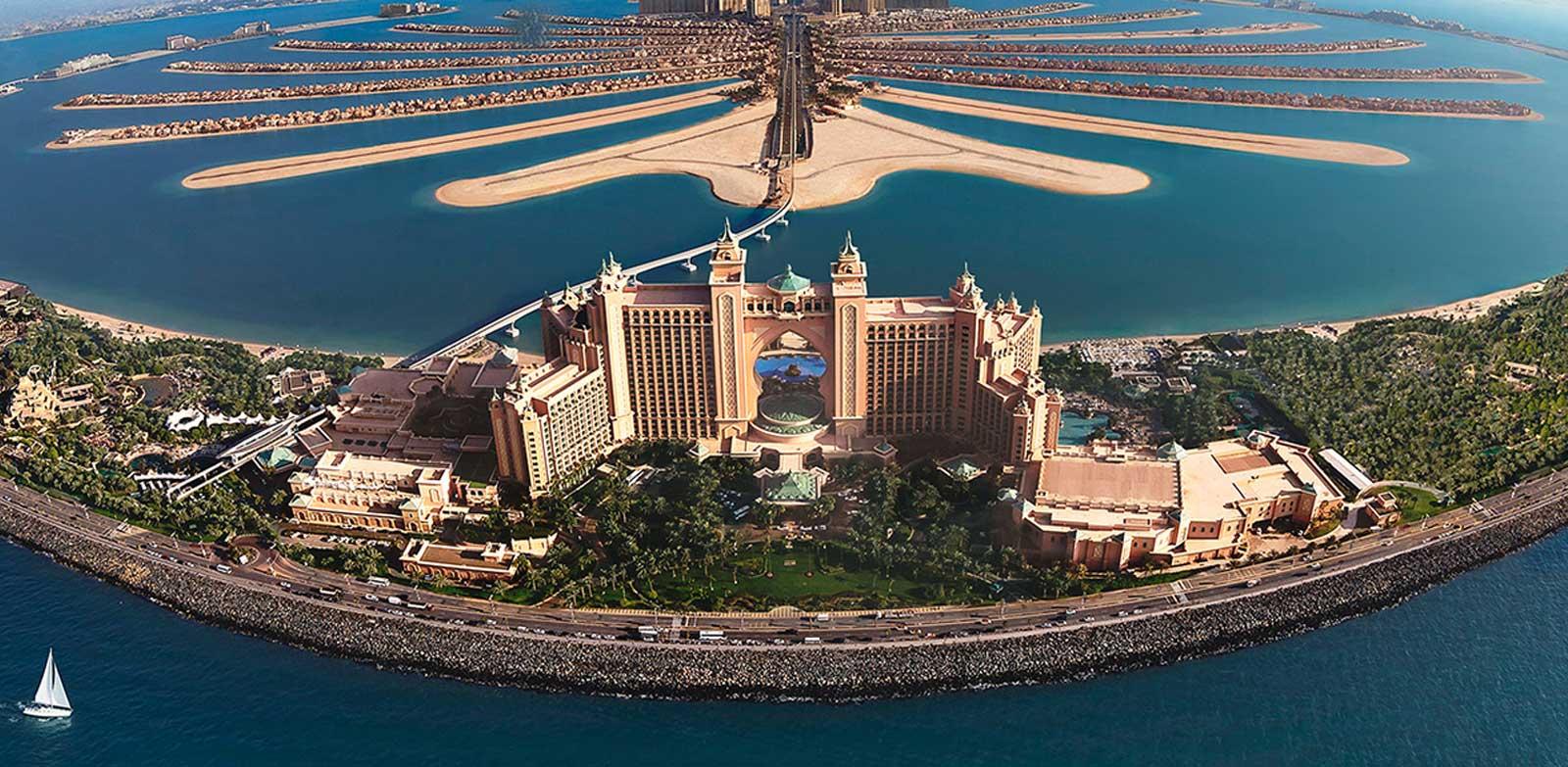 Palm Jumeirah, Emiratos Árabes Unidos