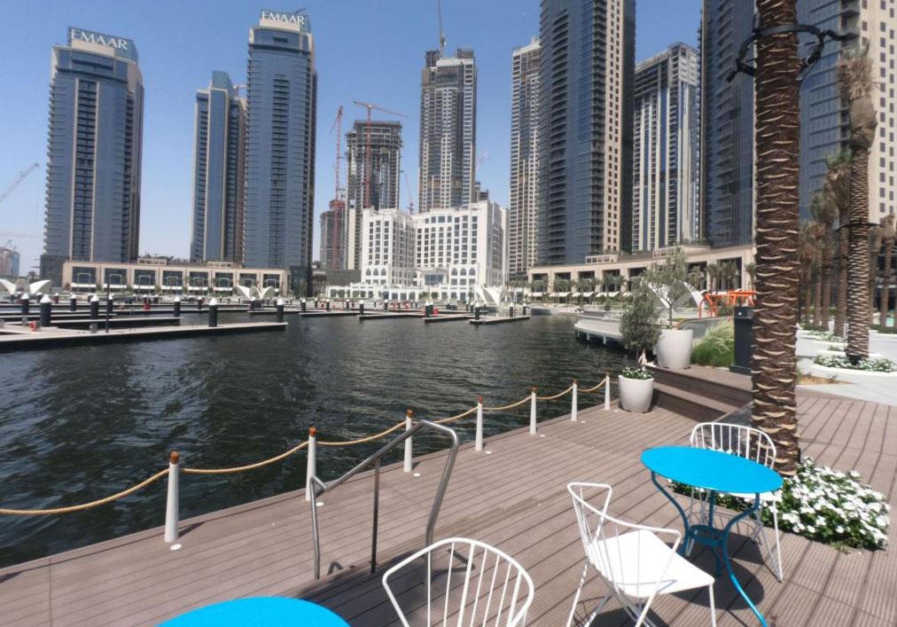 Dubai Creek Harbour, Dubai