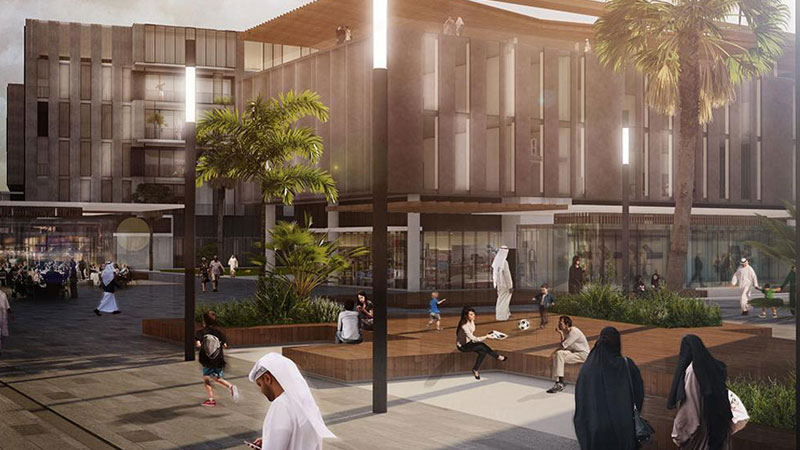 Al Mamsha Community